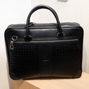 CASTELBAJAC オールレザーメッシュシリーズ ビジネス65521|jaguar-bagshop