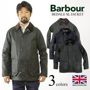 バブアー Barbour ビデイル SL ジャケット (BEDALE スリムフィット 日本代理店モデル)|jalana