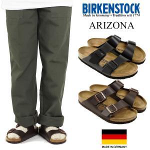 ビルケンシュトック BIRKENSTOCK アリゾナ  (メンズ/レディース ARIZONA ビルケン 幅広 普通幅 サンダル)|jalana