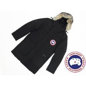 カナダグース CANADA GOOSE シタデルパーカ ブラック (本国モデル 防寒 CITADEL PARKA)|jalana