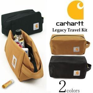 カーハート Carhartt #192522 レガシー トラベルキット (LEGACY TRAVEL KIT パッキング ポーチ バッグ)|jalana
