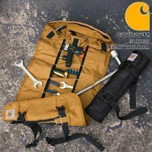 カーハート Carhartt #100822 レガシー ツール ロール (LEGACY TOOL ROLL 工具箱 工具入れ ペグ ハンマー ケース)|jalana
