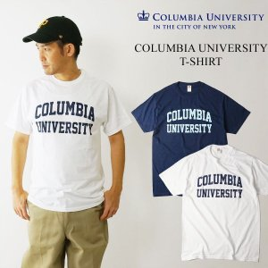 COLUMBIA UNIVERSITY ロゴTシャツ (メンズ S-XXL カレッジTシャツ コロンビア大学 海外買い付け)|jalana