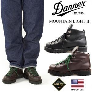 ダナー DANNER マウンテンライト2 (ブーツ 登山靴 MOUNTAIN LIGHT II アメリカ製 MADE IN USA ゴアテックス 30800 30860)|jalana