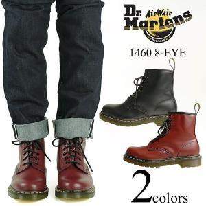 ドクターマーチン Dr. Martens 1460 8ホール ブーツ (8EYE BOOT 編み上げブーツ メンズ レディース)|jalana