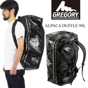 グレゴリー GREGORY アルパカダッフル 90L (ALPACA DUFFLE ダッフル ダッフルバッグ リュック バックパック)|jalana