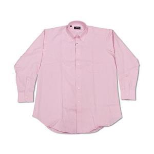 アイク ベーハー IKE BEHAR オックスフォード ボタンダウンシャツ ピンク (米国製 OXFORD B.D. SHIRT)|jalana