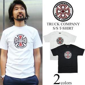 インディペンデント INDEPENDENT 半袖Tシャツ トラック カンパニー (TRUCK COMPANY)|jalana