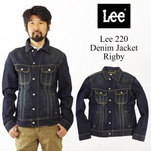 リー Lee #220 デニム ジャケット リグビー (Denim Jacket Rigby)|jalana