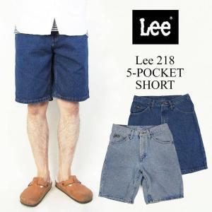 リー Lee #218 5ポケット デニムショーツ (5 POCKET SHORT)|jalana