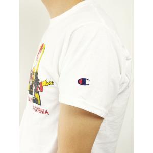 マクドナルド Tシャツ 別注 チャンピオンボデ...の詳細画像2