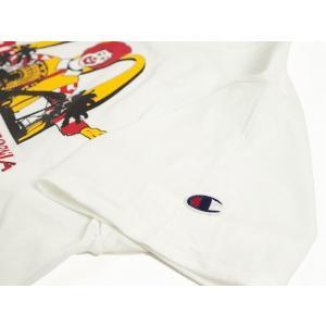 マクドナルド Tシャツ 別注 チャンピオンボデ...の詳細画像4