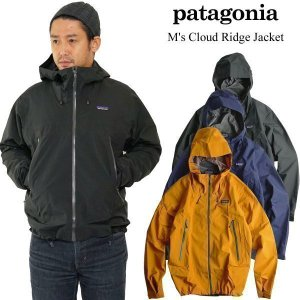パタゴニア patagonia クラウドリッジジャケット(CLOUD RIDGE JACKET メン...