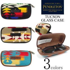 ペンドルトン PENDLETON グラスケース ツーソン■バンダナプレゼント■(メガネケース ネイティブ柄)|jalana
