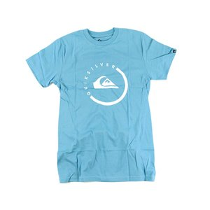 クイックシルバー QUIKSILVER 半袖Tシャツ エブリデイアクティブ ノーズブルー (EVERYDAY ACTIVE)|jalana