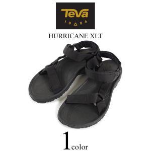 テバ TEVA 4176 ウィメンズ ハリケーンXLT ブラック (スポーツサンダル レディース)