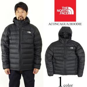 ノースフェイス THE NORTH FACE アコンカグア フーディー (日本未発売 ACONCAGUA HOODIE ダウンジャケット 防寒)|jalana