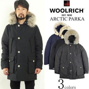 ウールリッチ ジョンリッチ&ブロス WOOLRICH アークティックパーカ DF (防寒 日本未発売モデル ダウン コート ジャケット パーカー WO1674-172MWOCPS1674)|jalana