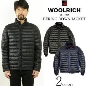 ウールリッチ ジョンリッチ&ブロス WOOLRICH ベーリングダウンジャケット (防寒 日本未発売モデル ダウン ジャケット)|jalana