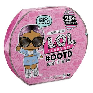 LOL サプライズ! アドベントカレンダーOOTD Outfit of The Day L.O.L ...
