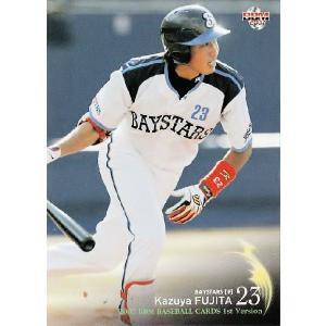 2007BBMベースボールカード 1st レギュラー 417 藤田一也 (横浜ベイスターズ)