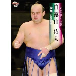 BBM 大相撲カード 2008 レギュラー 33 白露山 佑太|jambalaya