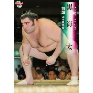 BBM 大相撲カード 2008 レギュラー 34 黒海 太|jambalaya