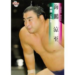 BBM 大相撲カード 2008 レギュラー 37 海鵬 涼至|jambalaya