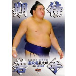 BBM 大相撲カード 2008 レギュラー 【期待の若手】 77 豪栄道 豪太郎|jambalaya