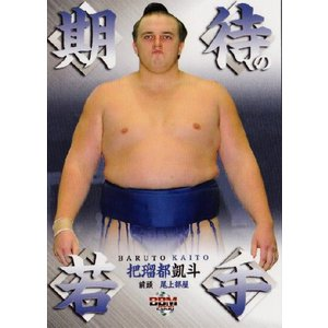 BBM 大相撲カード 2008 レギュラー 【期待の若手】 78 把瑠都 凱斗|jambalaya