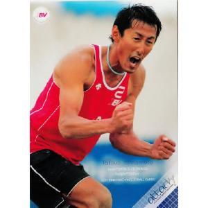 BBM ビーチバレーカードセット2009 【attack!】 レギュラー 04 山本辰生|jambalaya