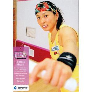 BBM2009 リアルヴィーナス レギュラー 【Regular】 04 松井千夏 (スカッシュ)|jambalaya