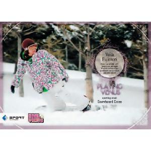 BBM2009 リアルヴィーナス レギュラー 【Playng Venus】 52 藤森由香 (スノーボードクロス)|jambalaya