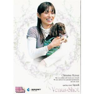 BBM2009 リアルヴィーナス レギュラー 【Venus Shot】 66 松井千夏 (スカッシュ)|jambalaya