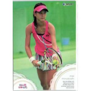2010 BBM リアルヴィーナス レギュラー 【regular】 04 美濃越舞 (テニス)|jambalaya