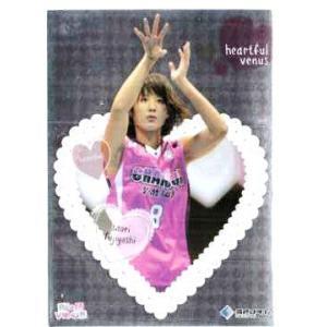 2010 BBM リアルヴィーナス インサート 【heartful venus】 RV06 藤吉佐緒里 (バスケットボール)|jambalaya