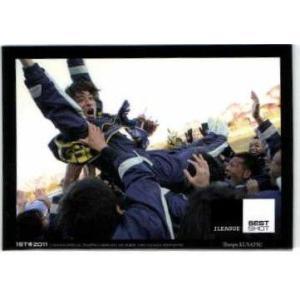 2011 Jカード1st レギュラー 【ベストショットカード】 060 高田保則 (ザスパ草津)