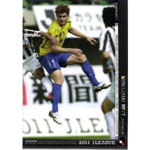Jカード2011 2nd レギュラー 443 パウリーニョ (栃木SC)|jambalaya