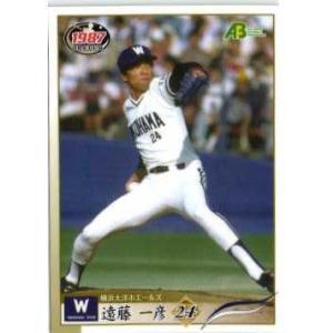 プロ野球OBクラブ 1987年編:レギュラー 15 遠藤一彦(横浜大洋ホエールズ) jambalaya