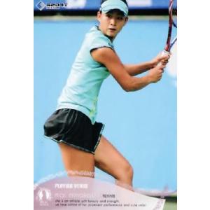 BBM リアルヴィーナス2011 レギュラー 05 美濃越舞 (テニス) jambalaya