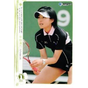 BBM リアルヴィーナス2011 レギュラー 07 平田清乃 (ソフトテニス) jambalaya