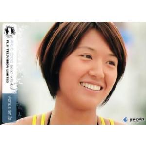 BBM リアルヴィーナス2011プロモーションカード 【フジテレビ限定版】 F02 浅尾美和 (ビーチバレー) jambalaya