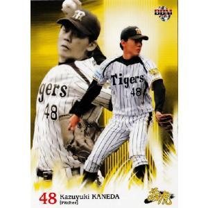 BBM 阪神タイガース カードセット 「若虎2013」 レギュラー 10 金田和之|jambalaya