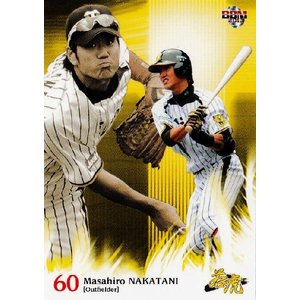 BBM 阪神タイガース カードセット 「若虎2013」 レギュラー 22 中谷将大|jambalaya