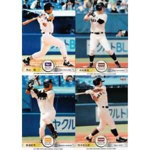 2013BBM 東京六大学野球カードセット レギュラーコンプリートセット 全36種 ※開封済み・BOX付き|jambalaya