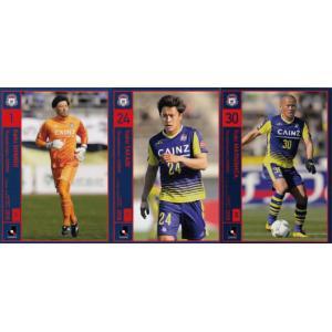 【ザスパクサツ群馬】2016 Jリーグオフィシャルカード [レギュラー/チームコンプリートセット] ...