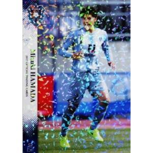 3 【濱田水輝】[クラブ発行]2017 アビスパ福岡 オフィシャルカード レギュラーパラレル|jambalaya