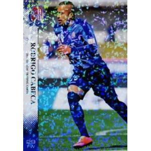 28 【ホドリゴ カベッサ】[クラブ発行]2017 カターレ富山 オフィシャルカード レギュラーパラレル|jambalaya