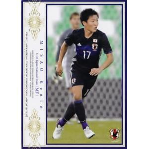 89 【三竿健斗/鹿島アントラーズ】16-17 サッカー日本代表SE レギュラー [U-23日本代表...