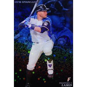 S-57 【レアード/北海道日本ハムファイターズ】カルビー 2018 プロ野球チップス 第3弾 インサート [スターカード] jambalaya